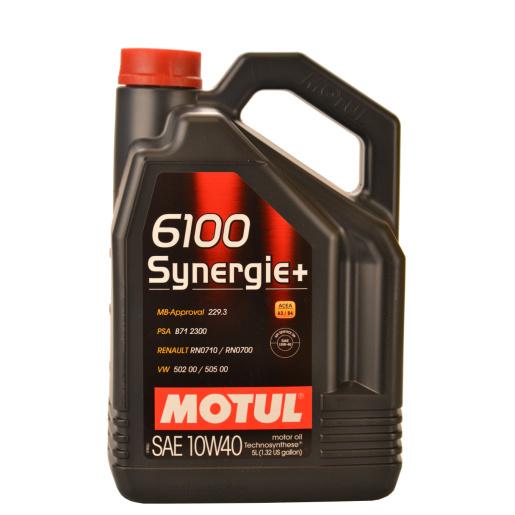 6100 Synergie+ 10W40