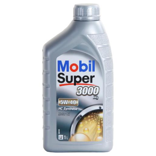 SUPER 3000 X1 5W-40