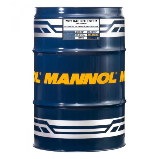 Mannol Racing Ester 10W-60