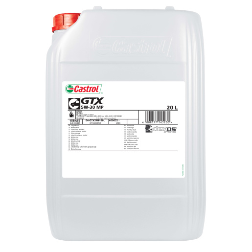 CASTROL GTX 5W-30 MP