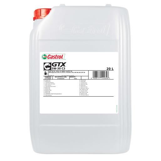 CASTROL GTX 5W-30 C3