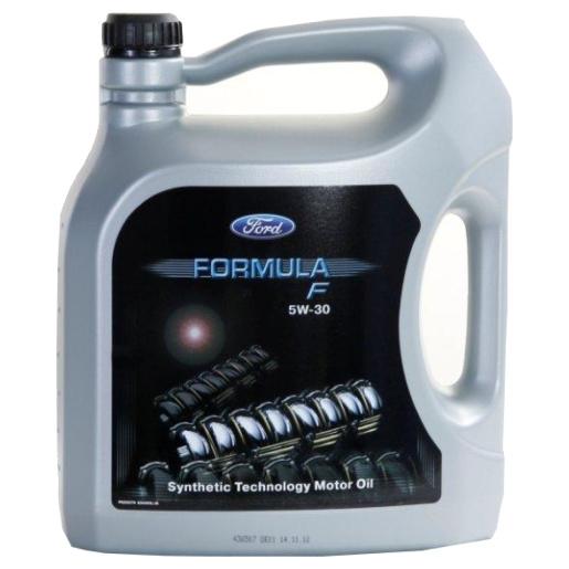 5W-30 Formula F