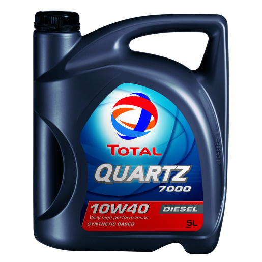 Quartz Diesel 7000 10W-40