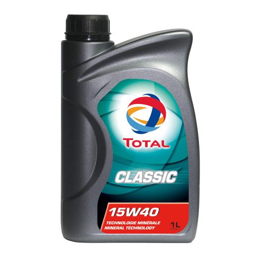 CLASSIC 15W-40