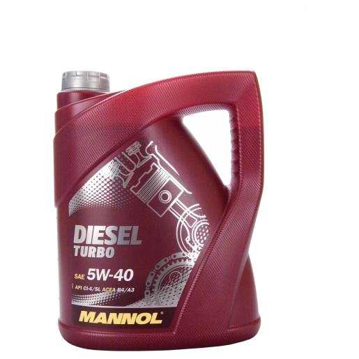 Diesel Turbo 5W-40