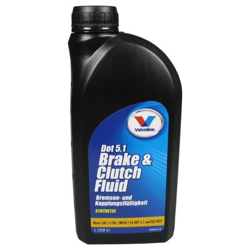 Bremsflüssigkeit DOT5.1 synthetisch