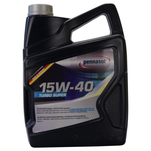 TS 15W-40