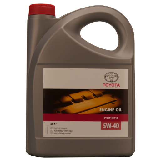 Synthetic 5W-40