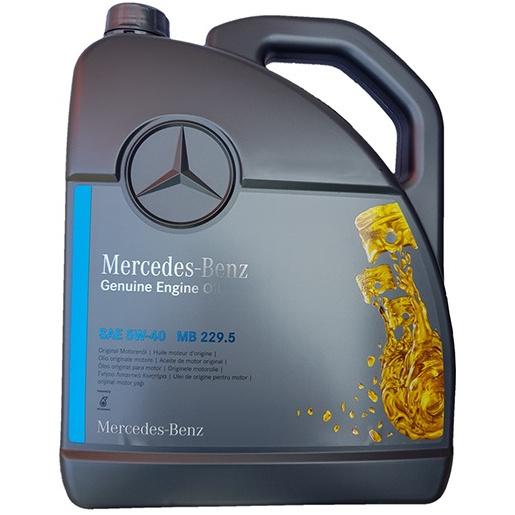 Mercedes MB 229.5 5W-40