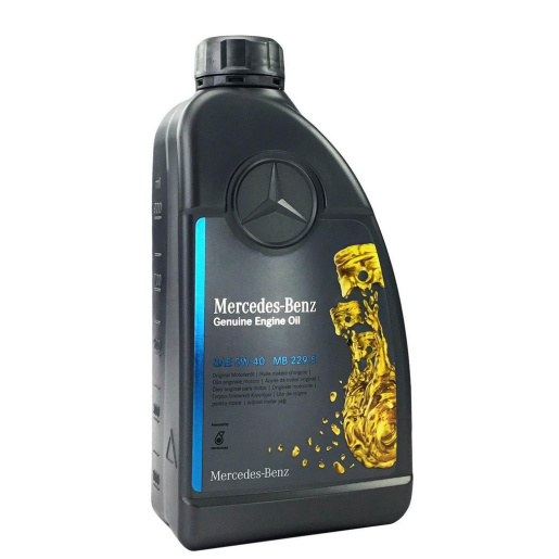 Mercedes Mercedes MB 229.5 5W-40 1 Liter Dose