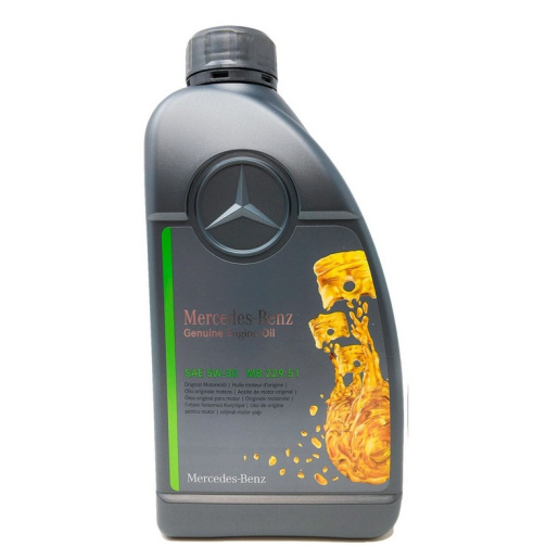 Mercedes MB 229.51 5W-30