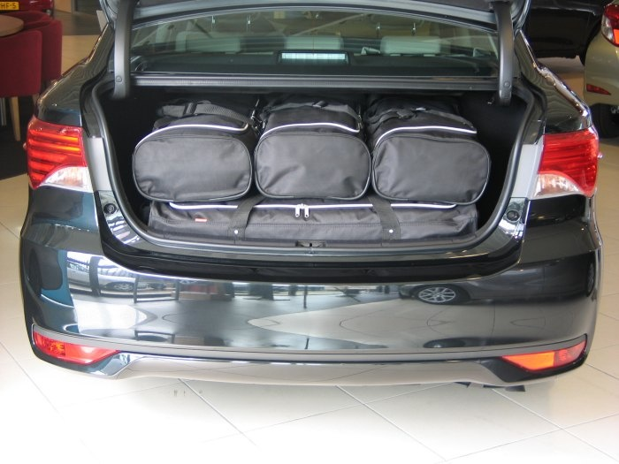 Car-Bags Reisetaschen Set Toyota Avensis sedan '09-