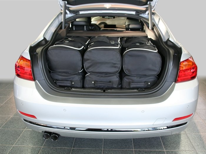 Car-Bags Reisetaschen Set BMW 4 series Gran Coupé (F36) '14-