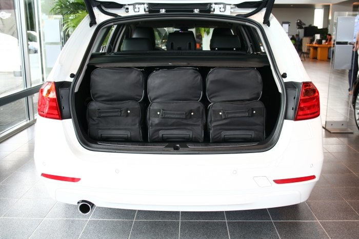 Car-Bags Reisetaschen Set BMW 3 series Touring (F31) '12-