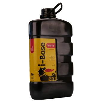 Image of AGIP ENI i-Base 15W-40 4 liter kan