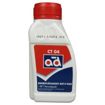 fluido per freni DOT4 PLUS >180°C punto di ebollizione