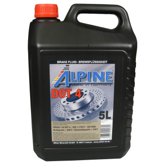alpine brake fluids bremsfl ssigkeit dot4 bremsfl ssigkeit autoteile. Black Bedroom Furniture Sets. Home Design Ideas