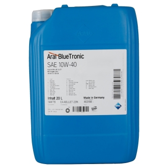 Image of Aral BlueTronic 10W-40 20 liter bidon