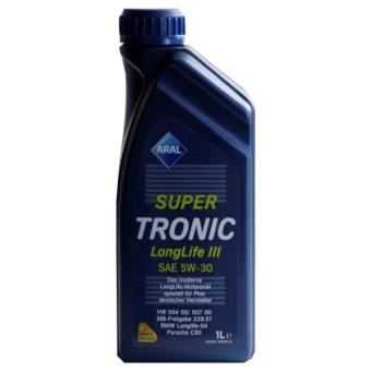 Aral SuperTronic LF III 5W 30 1 liter doos