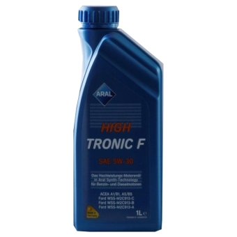 Image of Aral HighTronic F 5W-30 1 liter doos