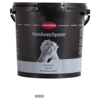 Hand cleaning paste