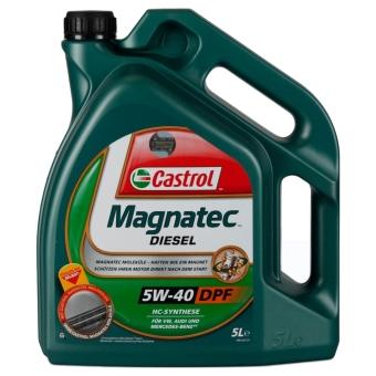 MAGNATEC Diesel 5W-40 DPF 5 Liter Kanne