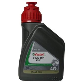 Fork Oil SAE 15W