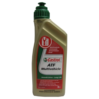 Image of Castrol ATF Multivehicle 1 liter doos