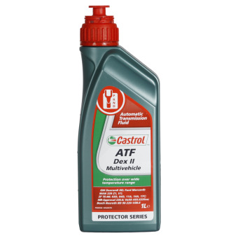Image of Castrol ATF Dex II Multivehicle 1 liter doos