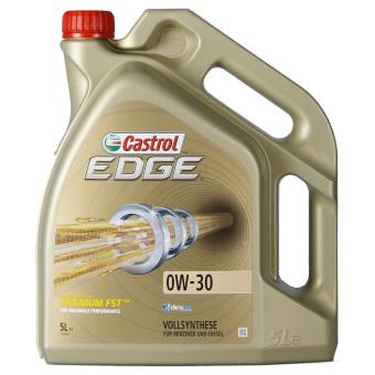Image of Castrol EDGE Titanium FST 0W-30 5 liter kan
