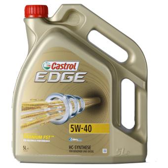 EDGE Titanium FST 5W-40 5 Liter Kanne