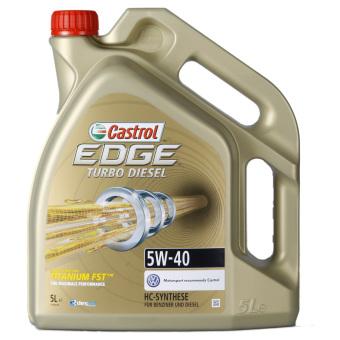 EDGE Titanium FST Turbo Diesel 5W-40 5 Liter Kanne