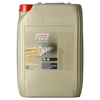 EDGE Titanium FST Turbo Diesel 5W-40