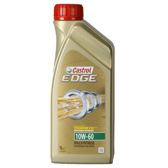 castrol edge titanium fst 10w 60 motor l autoteile. Black Bedroom Furniture Sets. Home Design Ideas