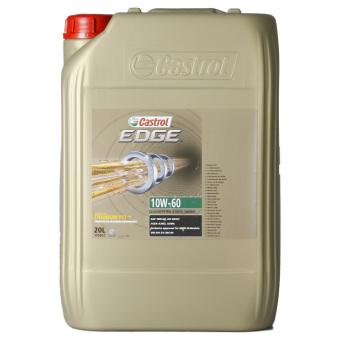 Image of Castrol EDGE Titanium FST 10W-60 20 liter bidon
