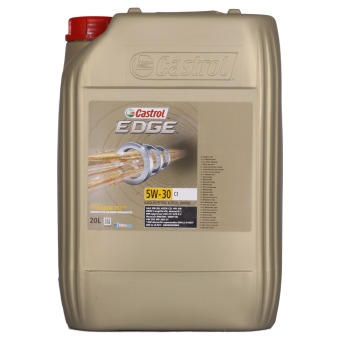 Image of Castrol EDGE Titanium FST 5W-30 C3 20 liter bidon