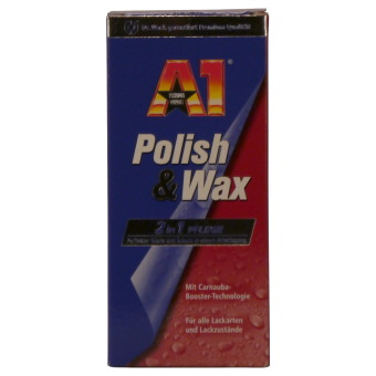 Image of Dr. Wack A1 Polish & Wax 500 milliliter fles