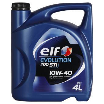 Evolution 700 STI 10W-40 4 Liter Kanne