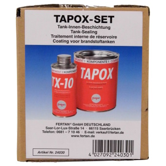 TAPOX 2-K Tank-innerbeskiktning Epoxy SET