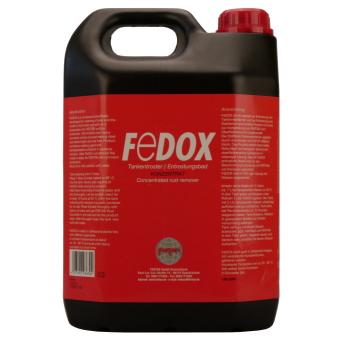 FeDOX Concentrado removedor de óxido