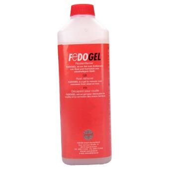 FeDOGEL GEL removedor de óxido