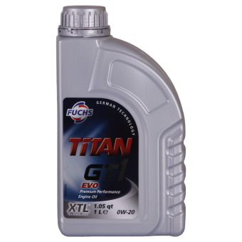 Titan GT1 EVO 0W-20