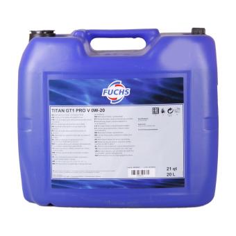 fuchs-titan-gt1-pro-v-0w-20-20-liter-kanister, 131.50 EUR @ autoteile-meile-de