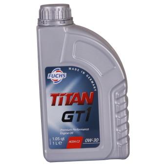 Titan GT1 0W-30