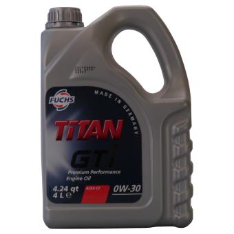 fuchs-titan-gt1-0w-30-4-liter-kanne, 31.20 EUR @ autoteile-meile-de