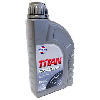 Titan Supergear MC 80W-90