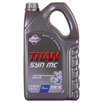 Titan SYN MC 10W-40 5 Liter Kanne