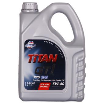 fuchs-titan-gt1-pro-gas-5w-40-4-liter-dose, 20.90 EUR @ autoteile-meile-de