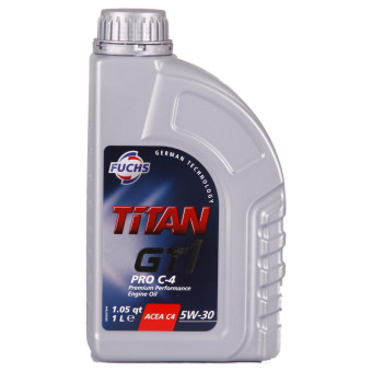 Titan GT1 Pro C-4 5W-30