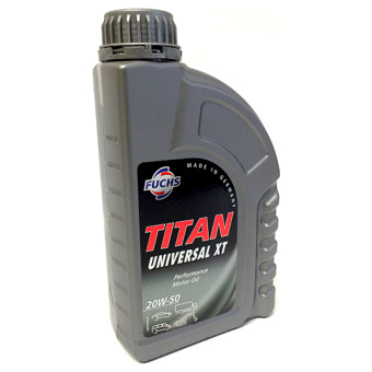 Titan Universal XT 20W-50